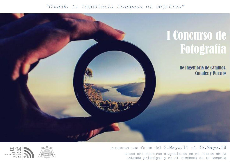 1er Concurso Fotografía Máster Caminos