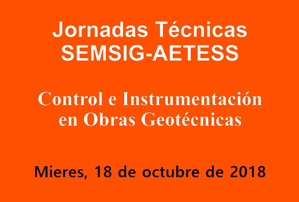 Control e instrumentación en obras geotécnicas